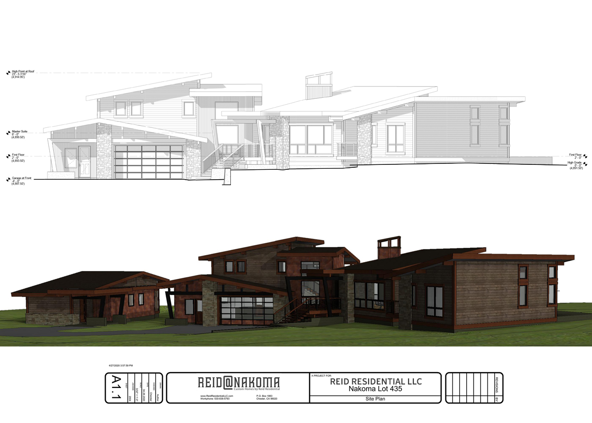 Lot 435 Elevation Front
